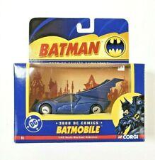 CORGI Batman DC Comics 2000 BATMOBILE BMBV2 1:43 Scale Die Cast Vehicle 2005