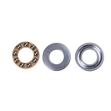 10pcs Axial Thrust Ball Bearings 8mm x 16mm x 5mm F8-16M Stainless Steel FT