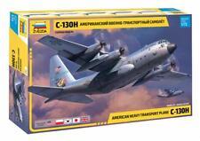 Herkules C-130H American Heavy transport plane   7321 Zvezda 1:72 NEW 2020!