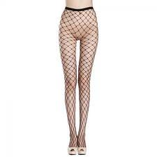 Pattern Punk Stockings Pantyhose Tights Fishnet