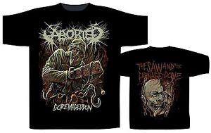 ABORTED - Goremageddon T-Shirt