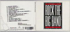 ROCK THE BIG BAND: SAME S/T CD DEEP PURPLE AEROSMITH THIN LIZZY URIAH HEEP