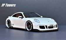 ★★1:18 PORSCHE 911 CARRERA S CLUB AERO TUNING JP Tuners- UNIQUE★MODIFIED UMBAU