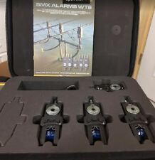 Prologic PL SMX Alarms WTS 3+1 BLUE SET In Carry Case New Fishing 51197