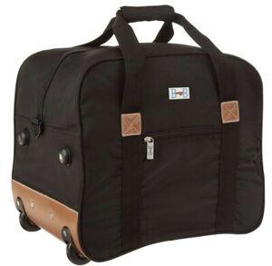 Boardingblue personal item under seat rolling duffel bag NWT