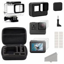 1X(Accessories for GoPro Hero HD (2018) /6/5 Black Starter Kit Travel Case Q5G7