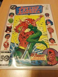Justice League of America # 242