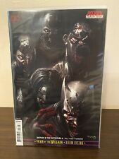 Batman and the Outsiders #6B Segovia DCEASED Variant NM 2019