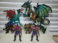 LOT Of Chap Mei Dragons & Fantasy Figures