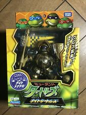 Ninja Turtles 2003 Donatello 2007 Japan Figure Nib Rare Mt-19 Tmnt Tomy