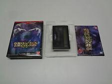 Terrors Bandai Wonderswan Japan