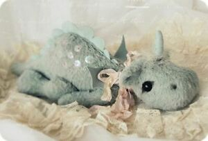 Sewing Pattern For 10 - 11 Inch Dragon (Fully Jointed)