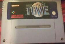 Illusion of time Super Nintendo Fah