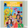 Sesame Street Party Scene Setter Banner with 12 Photo Props