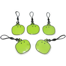 10pcs 125KHz RFID ID EM4100 EM4200 Proximity Induction Green Cartoon Tag Token