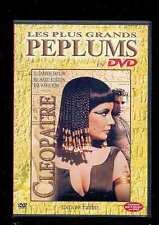 DVD Péplum : Cléopâtre avec Elizabeth TAYLOR et Richard BURTON (4h. sur 2 DVD)
