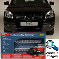 Ring BRL0398 Lyra 12/24V 2 Dual Function Automatic Daytime Running Lights Lamps