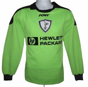 1995-1996 Tottenham Goalkeeper Shirt, Spurs, Pony, Small (Mint Condition)
