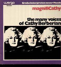 Cage, Weill, Beatles u.a. - magnifiCathy, Cathy Berberberian, Bruno Canino
