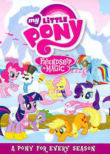 My Little Pony Friendship Is Magic: A Po DVD
