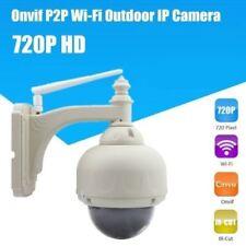 WANSCAM WIRELESS WIFI 720P 5 OPT ZOOM IR-CUT PTZ ONVIF OUTDOOR CMOS CAM - HW0028