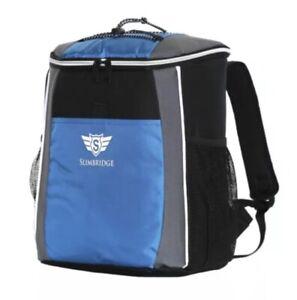 Insulated Food Drink CoolBag Rucksack 18L Capacity Beer Cooler Picnic Bag
