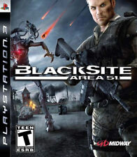 Blacksite: Area 51 PS3 New Playstation 3