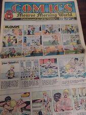 Newspaper Comics October 1977 Blondie 060816Dbl