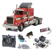 Tamiya Truck King Hauler Komplettset inkl. MFC-01, Kugellager - 56301MFC