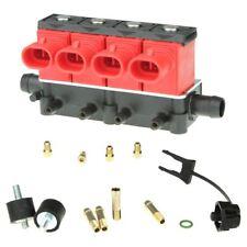 LPG Autogas VALTEK 4CYL Injectors Rail Type-32 OMVL REG Equivalent +Accessories