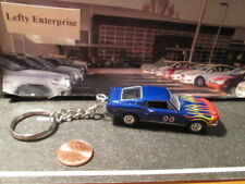 Johnny Lightning 1968 FORD SHELBY KEYCHAIN 1/64 - LOOSE!