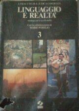 Linguaggio e realtà 3 - A.trautteur - E.judica Cordiglia - 1981 - Sei - lo