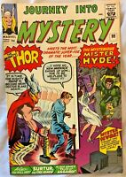 =Journey into Mystery= #99 Thor 1st Mr Hyde Marvel Stan Lee / Jack Kirby 1963