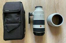 Sony G-Series FE 100-400mm f/4.5-5.6 GM OSS Lens - White (SEL100400GM)