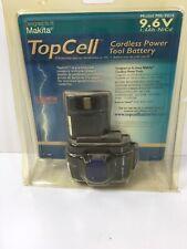 Makita 9.6 V 1.4 Amp NiCad battery Top cell