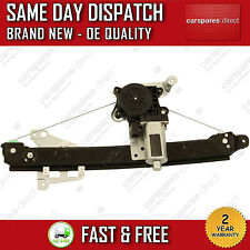 VOLVO V70/XC70 CROSS COUNTRY 97>07 REAR LEFT SIDE WINDOW REGULATOR & 2 PIN MOTOR