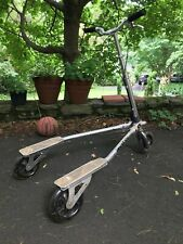 Trikke 8 3Cv Carving Cambering Bike Trike Vehicle Adult Scooter 3 Wheels Folding