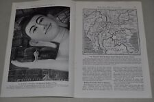 1940 BURMA ROAD magazine article, China, Early WWII, natives, customs