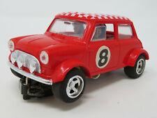 Scalextric Car - Mini Cooper S Red C.150 - Boxed - Vintage
