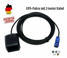 Fakra GPS Antenne Audi MB BMW OPEL VW Wauxhall Porsche Ford Seat Mini Antenna