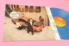 TURBO LP ORIG HOLLAND 1979 EX+ BLUE VINYL PORSCHE COVER !!!!!!!!!!!!!!!!!!!!!!!!