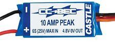 CC BEC 10A 6S Switching Regulator Castle Creations CSE010000400 CSEM0005