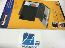 """Fellowes 19"""" Ntbk LCD Privacy Filter - 4801101"""