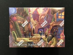 Harry Potter TCG Base Set Two Player Starter Set Box - Factory Sealed