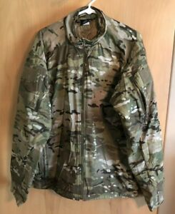 Wild Things WT Tactical Soft Shell Multi Cam Coat Men's Large New without tags