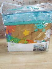 Finding Nemo 2-Piece Nursery Crib Bedding Set Comforter & Dust Ruffle