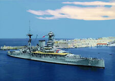 HMS BARHAM - HAND FINISHED, LIMITED EDITION (25)