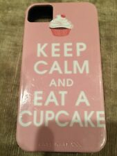 Keep Calm and Eat a Cupcake iPhone 4s case