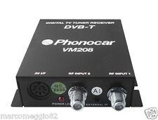 Phonocar VM208 Sintonizzatore TV Diversity segnale digitale per autoradio VM050