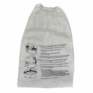 Silent Master SM1  SM2 Ducted Vacuum Cleaner Bags. 6 Very High Genuine Qualit...